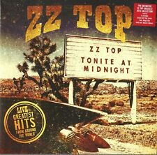 ZZ TOP -  LIVE GREATEST HITS -  2 LP VINILE    NUOVO SIGILLATO