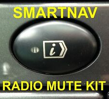 Rover 75 & MG ZT Smartnav Satellite Navigation Radio MUTE Kit