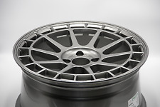 ROTA WHEELS RECCE 17X8 4X100 +25 BMW E30 325i 325is 318i 318is 325e SET - GRAY