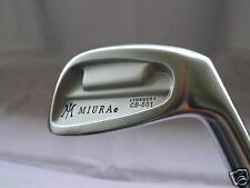 Miura CB-501 Irons 4-PW + Miura HB4 Hybrid  HEADS ONLY Perfect!
