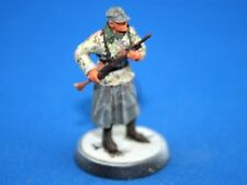 Peddinghaus 1/48 German Soldier in Winter Jacket with MG 34 WWII [Resin] NW013