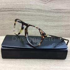 Persol 9714-V-M Tabacco Virginia FOLDING Eyeglasses Tortoise 985 Authentic 50mm