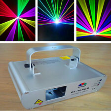 SHINP Full Color RGB Laser Light Stage Show Projector DJ Party Home CL-10RGB