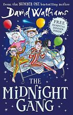 The Midnight Gang by David Walliams (Hardcover 2016) New Book Bestseller