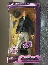 INDIANA JONES ULTIMATE QUARTER SCALE RAIDERS OF THE LOST ARK FIGURE TALKING RARE