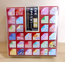 Japanese Origami  Folding Craft Paper Double Sided Chiyogami 120 sheets