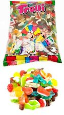 Trolli Groovy Mix 4kg Bag Candy Buffet Gummy Lollies Sweets Party Favors New
