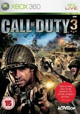 Call of Duty 3 Xbox 360 / Xbox One - Very Good - 1st Class Delivery