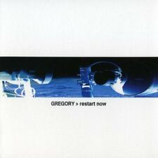 GREGORY restart now CD Digipack 2004 LTD.500