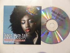 CDR Promo single INNA MODJA French cancan