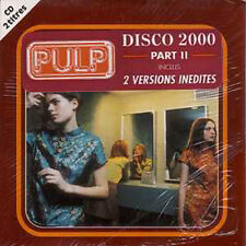 CD Single PULP Disco 2000 CARD SLEEVE 4 tracks + NEW +