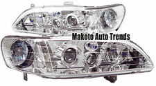 Dual Projector Headlights for 1998-2002 Honda Accord w/10 bulbs DEPO IN STOCK!