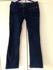 ♥ Esprit Navy Slim Fit Jeans Pants XS