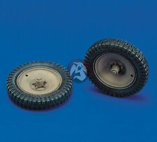 Royal Model 1/35 FlaK 38 / PaK 35/36 / Sd.Kfz.250 Half-track Wheels (2 pcs) 270