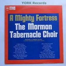 MORMON TABERNACLE CHOIR - A Mighty Fortress - Excellent Con LP Record CBS 61599