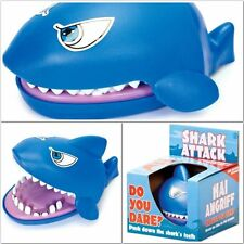Tobar Shark Attack Snapping Game Pushing Teeth Toy Family Boys Fun Party Games