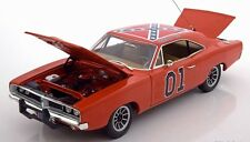 BEST SELLER: Auto World 1/18 Dodge Charger General Lee - Dukes Of Hazzard AMM964