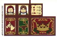 LEGO 10193 - CASTLE - Medieval Market - STICKER SHEET