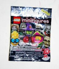 LEGO Collectible Minifigures Series 14 Zombie Cheerleader New in Sealed Package