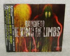 Radiohead The King Of Limbs Taiwan CD w/OBI Digipak