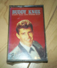 BUDDY KNOX - PARTY DOLL AND OTHER HITS (cassette) SEALED