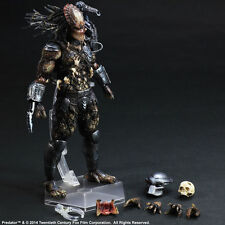 Play Arts Kai Predator Movie figure by Square Enix MIB