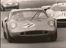 CHEVRON B8 JOHN LEPP PHOTOGRAPH 1968 GUARDS TROPHY MALLORY PARK