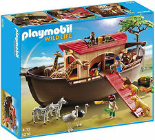 Playmobil 5276 Wild Life Noah's Ark + Accessories Child Toy