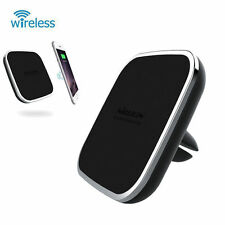 NILLKIN Magnetic Qi Wireless Car Charger Charging Pad Holder for iPhone Samsung