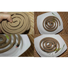 30Pcs Mosquito Killer Coil Bug Insect Incense Outdoor Camping Fishing korea