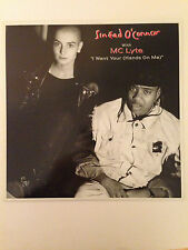 """Sinead O'Connor - I Want Your ( Hands On Me ) - 12"""" Remix (Vinyl Record)"""