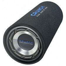 Crunch gts200 ruolo Tube-SUBWOOFER gts-200 Tube SUBWOOFER 200 Watt RMS 20 cm