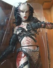 "LUCIDIQUE McFarlane's 12"" SPLATTERED BLOODY Version TORTURED SOULS Figure Ltd Ed"