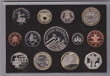 2006 STANDARD U.K. PROOF SET OF 13 COINS BOXED WITH CERTIFICATE