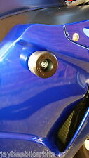 HONDA CBR1100XX BLACKBIRD M6 FAIRING MOUNTED CRASH MUSHROOMS SLIDERS BUNGS  R8C1
