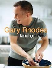 Keeping it Simple, Rhodes, Gary Hardback Book
