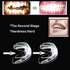 Teens Adult Dental Care Clear Straight Teeth System Orthodontic Retainer w/ Box