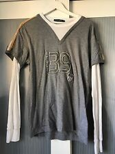 Dolce and Gabbana long sleeve Italia 39 100% authentic Size 52