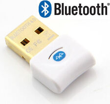 USB Bluetooth v4.0 Adapter Dongle CSR EDR-PC Windows 10 8 7-Speakers Headphones