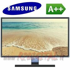 "TV SAMSUNG LED 24"" T24E390 NEW FULL HD DVB-T MONITOR USB MKV DVD DiVX COMPUTER"