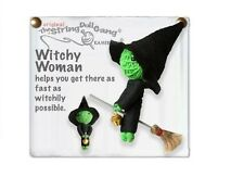 Kamibashi Witchy Woman Witch The Original String Doll Gang Keychain Clip