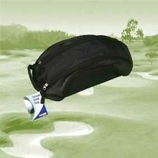 Longridge Double Zip, vented, mesh nylon Golf shoe bag