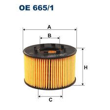 Ölfilter FILTRON OE665/1