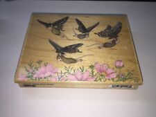 HOUSE MOUSE STAMP *FRIENDLY FLIGHT* BY STAMPABILITIES