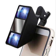 3D Universal Mini Photograph Stereoscopic Camera Lens Clip For Smartphone Tablet
