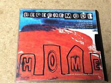 * MUSIC US CD ALBUM * DEPECHE MODE - HOME / USELESS *