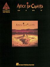 Alice In Chains Dirt Sheet Music Guitar Tablature NEW 000694865