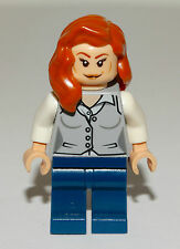 Original Lego Sexy Lois Lane Figure From Set Superman Man of Steel # 76009 RARE