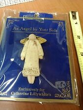 Breast Cancer Awareness an Angel by Your Side pin exclusively for Catherine Lill