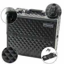 Beauty Case Make Up DynaSun BS38 XXL Nero Valigia Cofanetto Porta Gioie Smalti